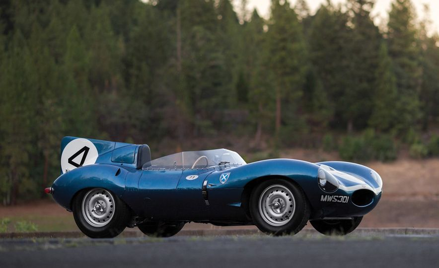 The 10 Most Expensive Cars Sold at the 2016 Monterey Auctions, Day 2 - Slide 20