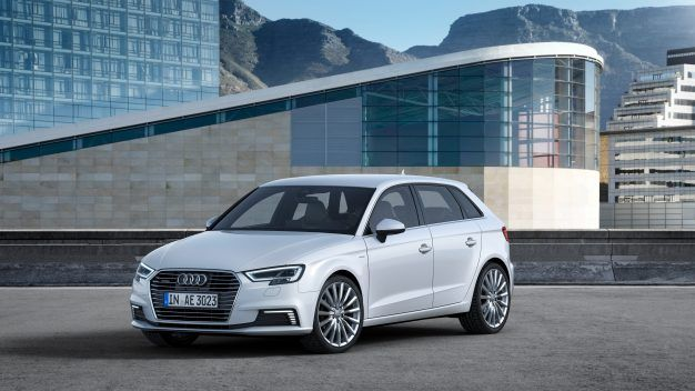 Refreshed 2017 Audi A3 e-tron Plug-In Hybrid Starts at $39,850