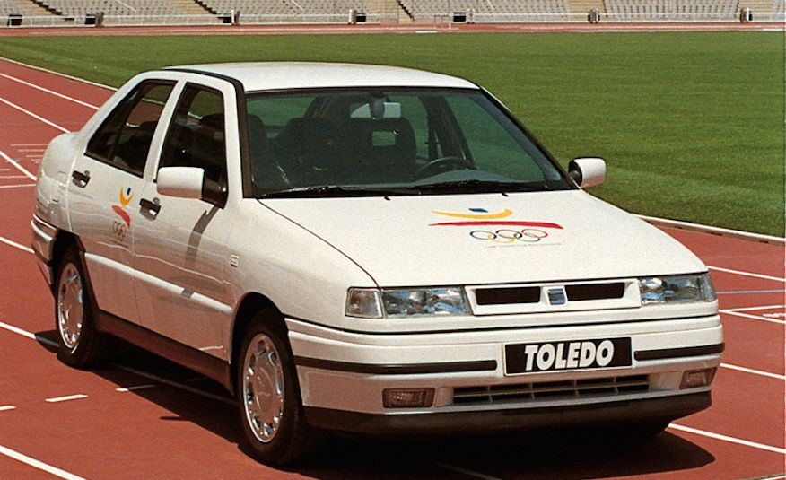 Chariots of Fire: 16 Olympic Special-Edition Cars That Went for the Gold - Slide 9