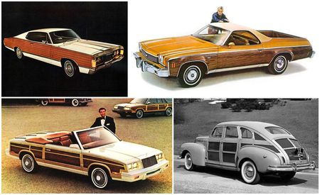 Against the Grain: 21 Woodies That Weren't Station Wagons