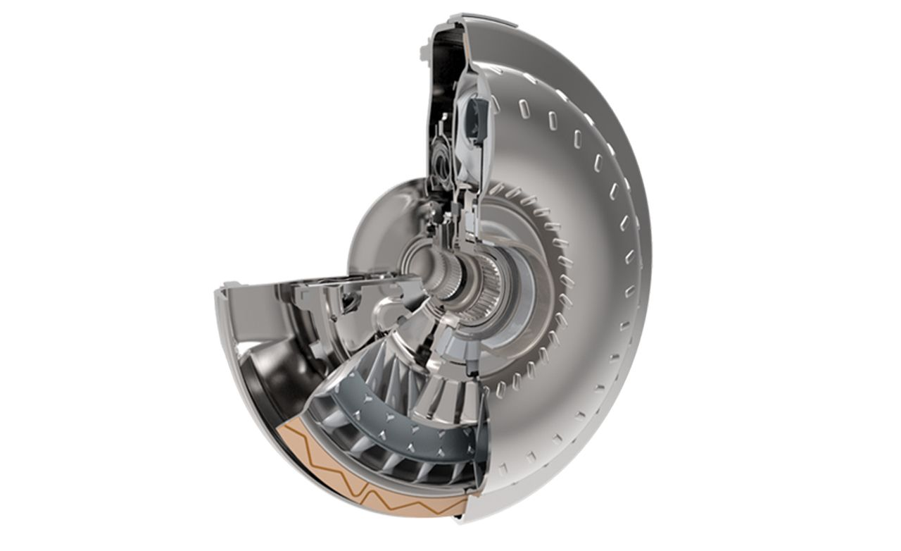 10 Things To Know About The New Ford Gm Speed Automatic Transmission Mitsubishi Torque Converter Diagram