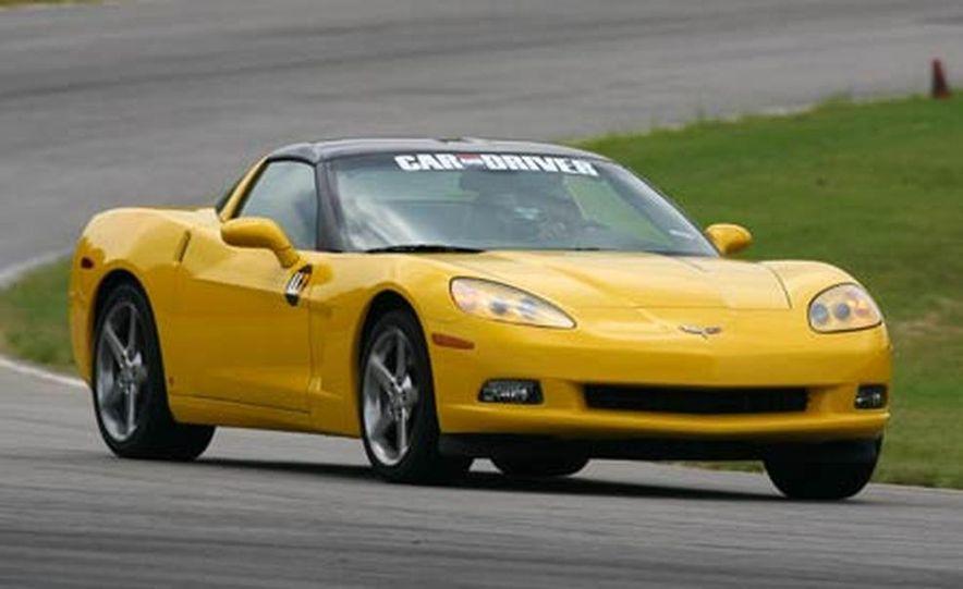 Lightning Lap Legends: Chevrolet Corvette vs. Porsche 911! - Slide 2