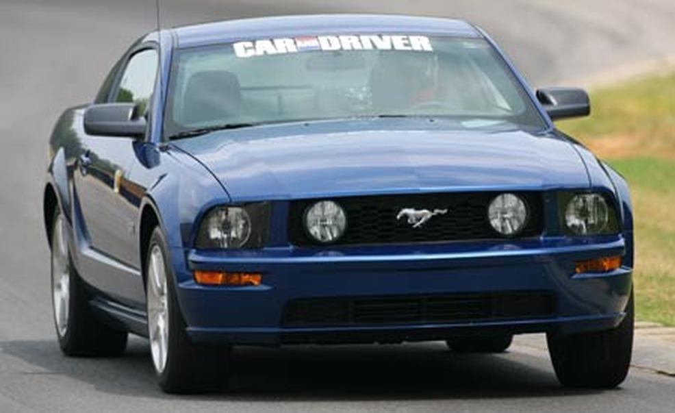 Lightning Lap Legends: Chevrolet Camaro vs. Ford Mustang! - Slide 2