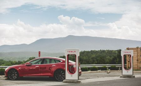 Alexander and the Improved, Not-So-Terrible, Very Good Tesla Model S P85D Road Trip