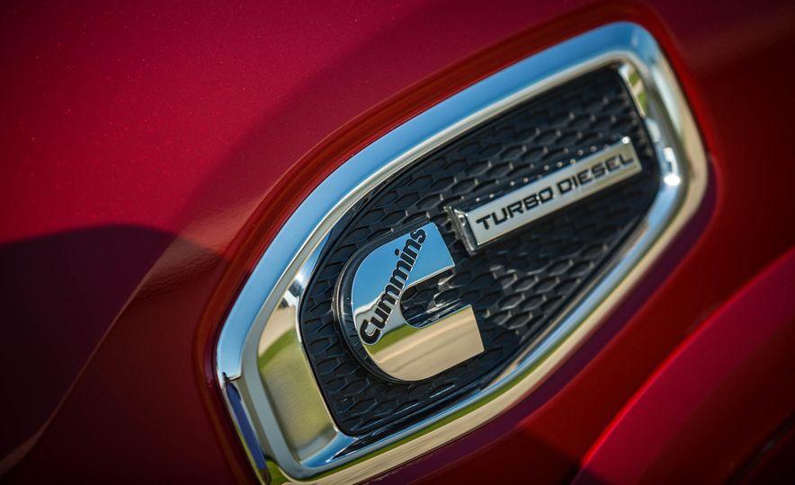2016 Nissan Titan XD 4x4 diesel - Slide 93