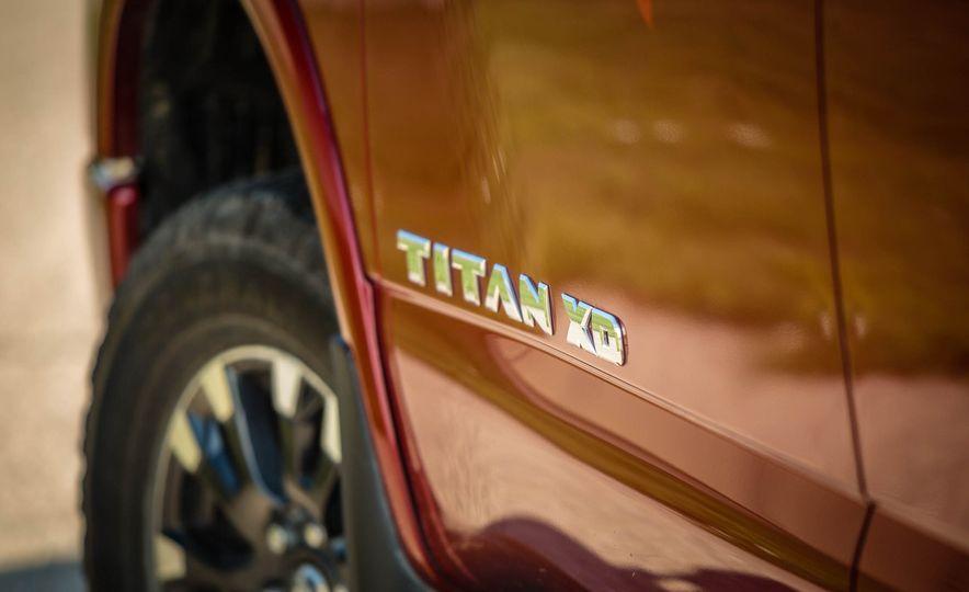 2016 Nissan Titan XD 4x4 diesel - Slide 95