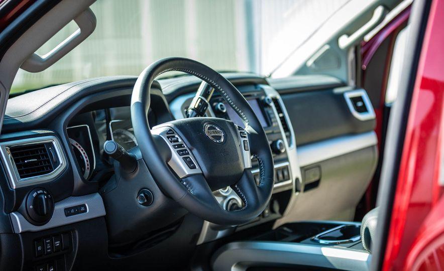 2016 Nissan Titan XD 4x4 diesel - Slide 98