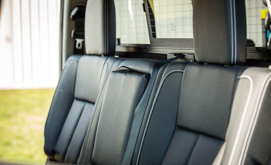 2016 Nissan Titan XD 4x4 diesel - Slide 101