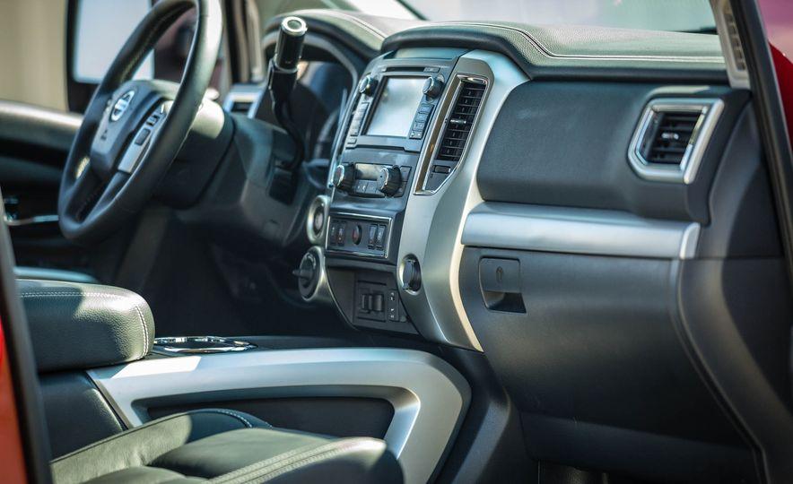 2016 Nissan Titan XD 4x4 diesel - Slide 102