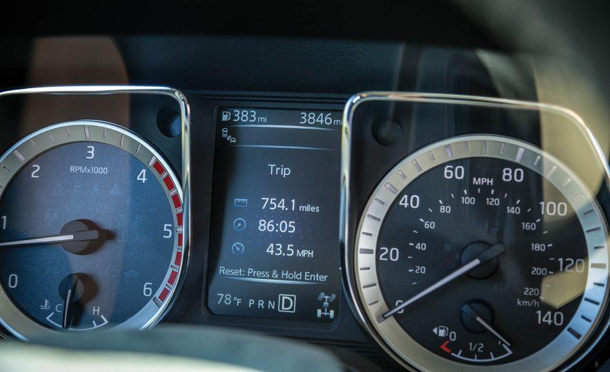 2016 Nissan Titan XD 4x4 diesel - Slide 108
