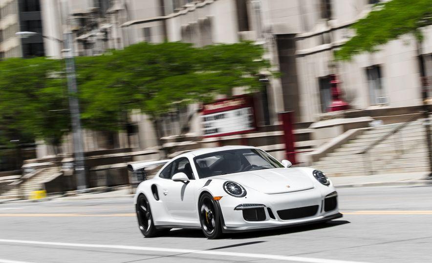 2016 Porsche 911 GT3 RS - Slide 1