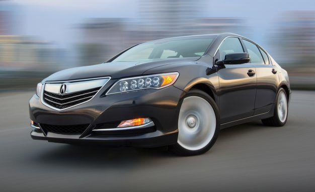 RLXtra Safe: Acura Adds More Safety Features to Its Flagship