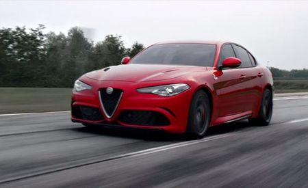 Alfa Romeo Giulia Is (Once Again) the Fastest Sedan to Lap the 'Ring [Video]