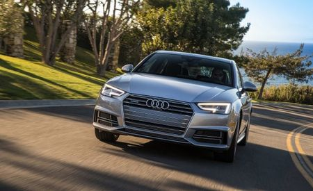 2017 Audi A4 Adds No-Cost Manual Transmission Option for All Trim Levels