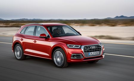 2018 Audi Q5: Yes, It Really Is New – Official Photos and Info