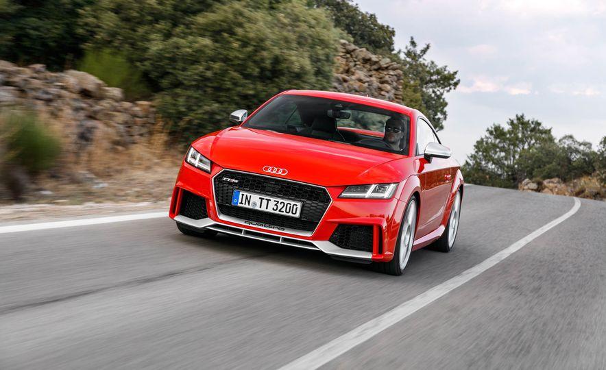 2018 Audi TT RS coupe - Slide 6