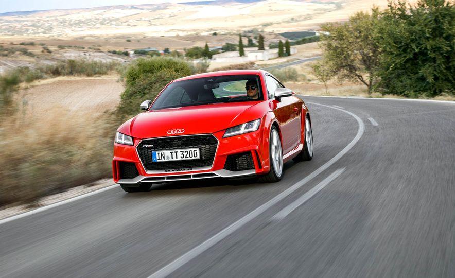2018 Audi TT RS coupe - Slide 7