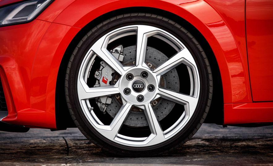 2018 Audi TT RS coupe - Slide 21