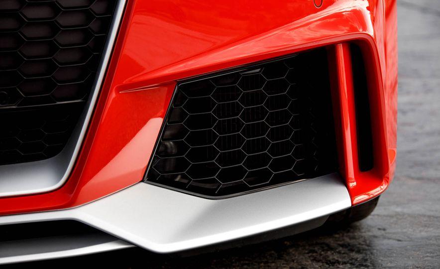 2018 Audi TT RS coupe - Slide 25