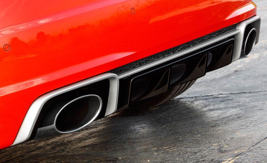 2018 Audi TT RS coupe - Slide 28