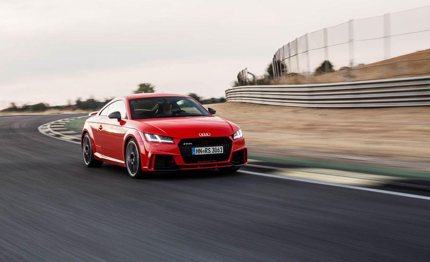 2018 Audi TT RS coupe - Slide 56