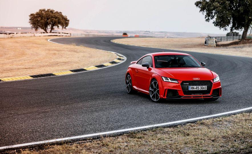 2018 Audi TT RS coupe - Slide 66