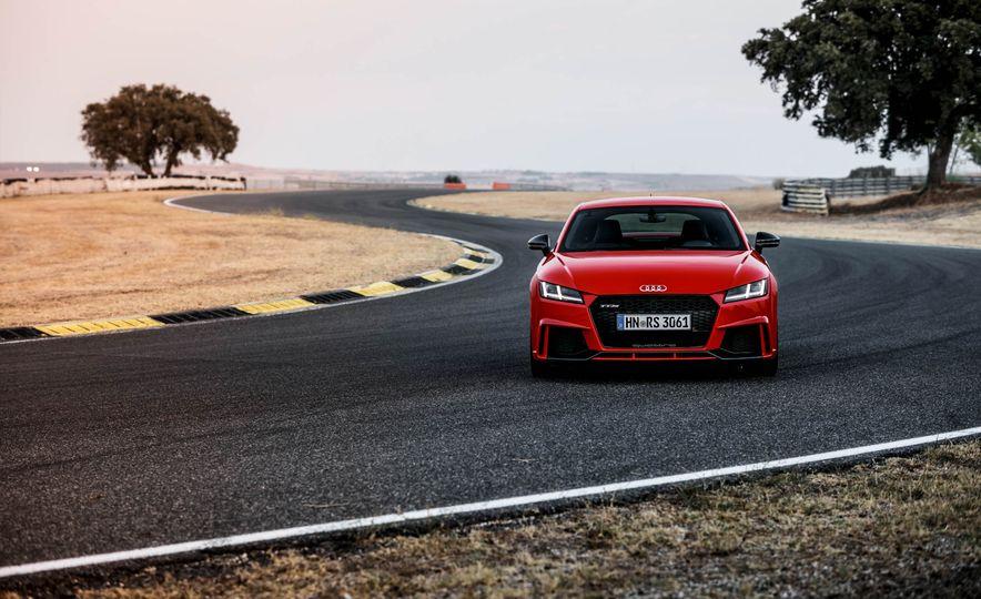 2018 Audi TT RS coupe - Slide 67