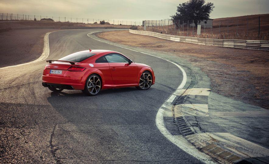 2018 Audi TT RS coupe - Slide 69