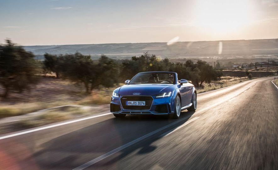 2018 Audi TT RS roadster - Slide 5