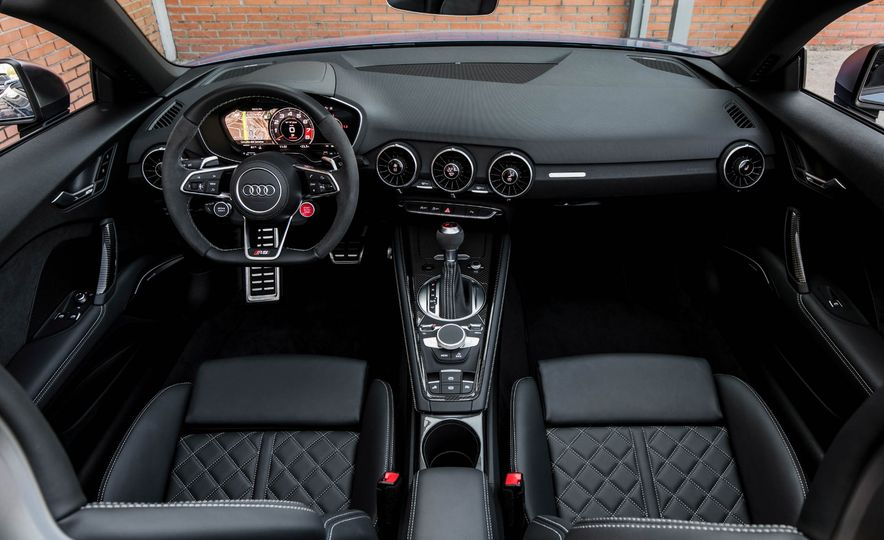 2018 Audi TT RS roadster - Slide 30