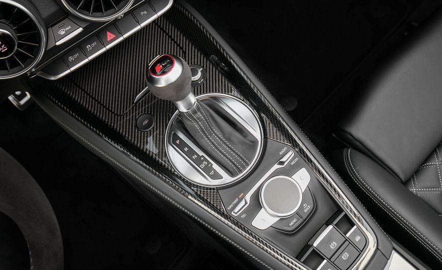 2018 Audi TT RS roadster - Slide 31