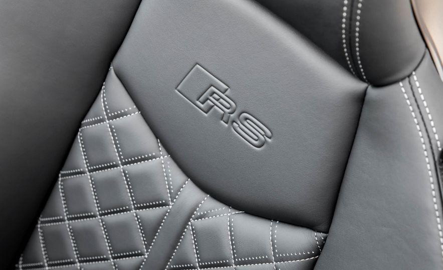 2018 Audi TT RS roadster - Slide 32