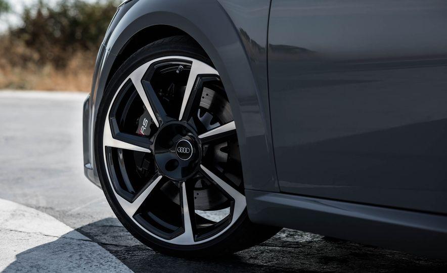 2018 Audi TT RS roadster - Slide 55