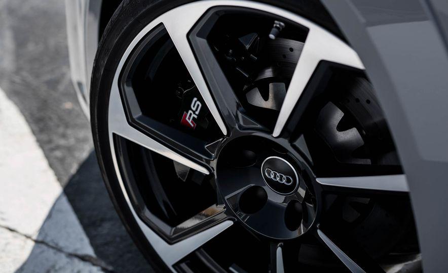 2018 Audi TT RS roadster - Slide 56