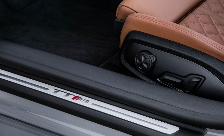 2018 Audi TT RS roadster - Slide 65