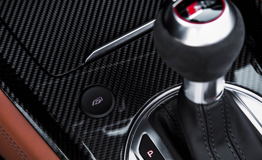 2018 Audi TT RS roadster - Slide 66