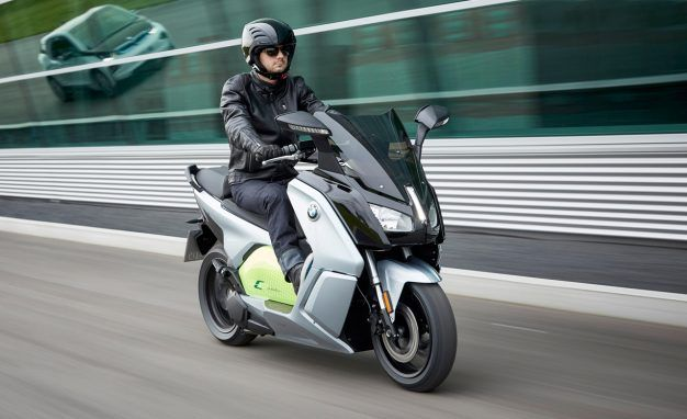 BMW's Electric C Evolution Is (Kinda) the i3 of Scooters, Will Come to the U.S.