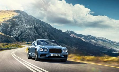 202-mph Spur: New Flying Spur W12 S Is Fastest Bentley Sedan Ever