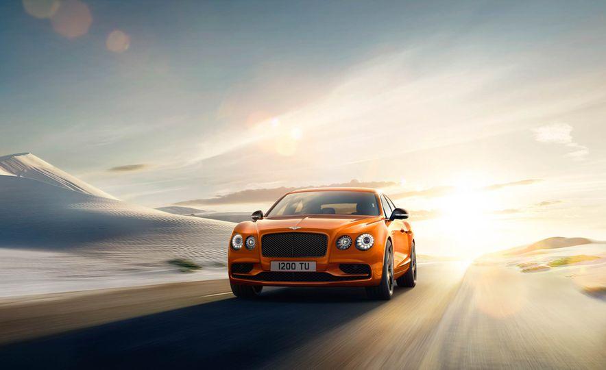 2017 Bentley Flying Spur W12 S - Slide 3