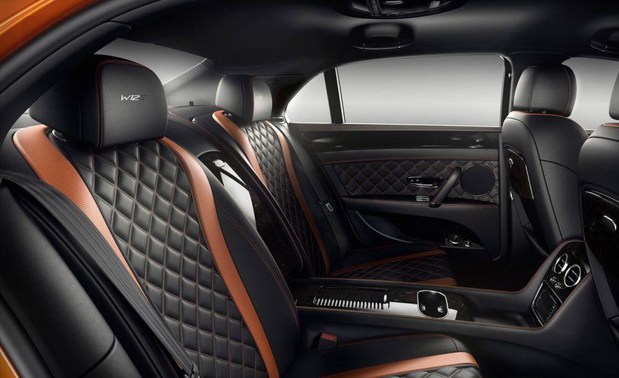 2017 Bentley Flying Spur W12 S - Slide 6