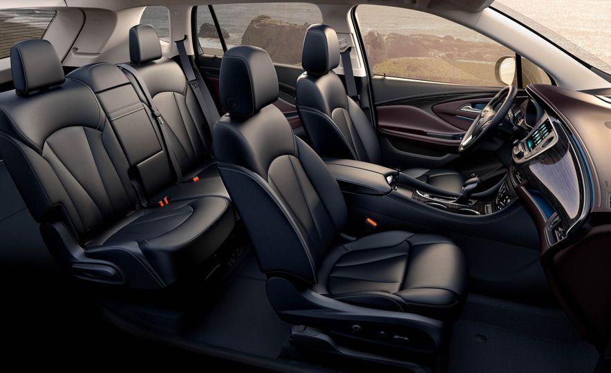 2017 Buick Envision - Slide 15