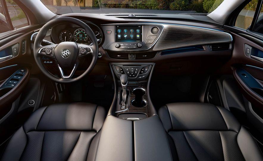 2017 Buick Envision - Slide 16