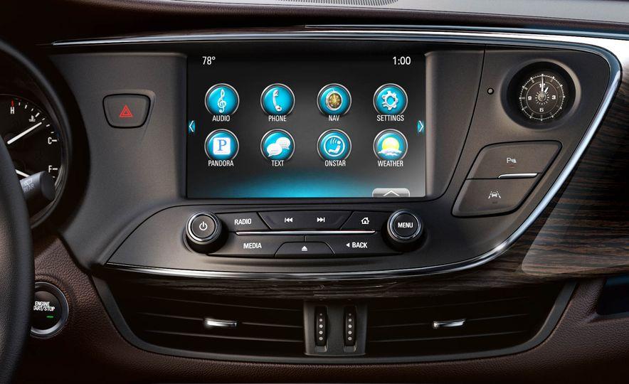 2017 Buick Envision - Slide 18
