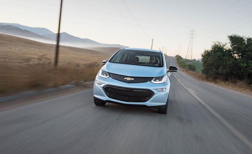 2017 Chevrolet Bolt EV - Slide 1