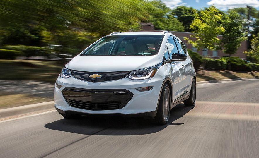 2017 Chevrolet Bolt EV - Slide 2