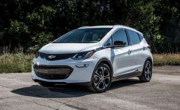 2019 Chevrolet Bolt Ev Reviews Price Photos And Specs Car Driver