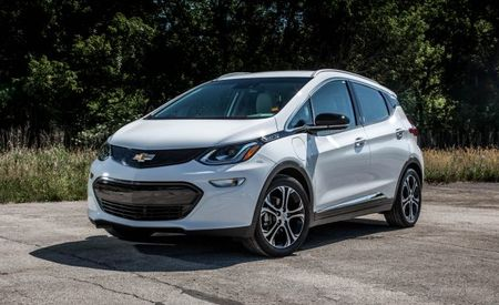2017 Chevrolet Bolt EV Price Is No Surprise