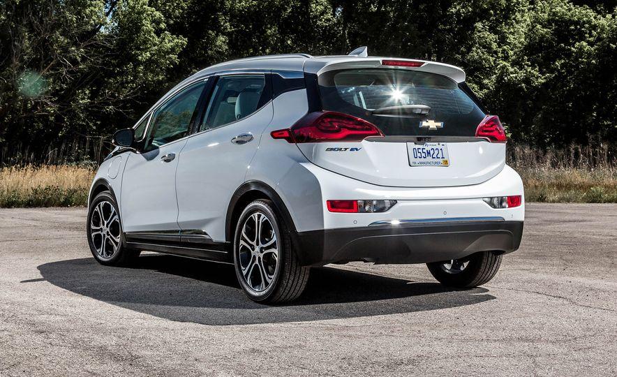 2017 Chevrolet Bolt EV - Slide 11