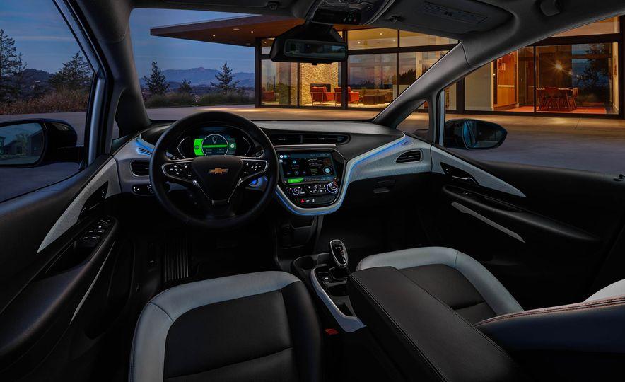 2017 Chevrolet Bolt EV - Slide 35