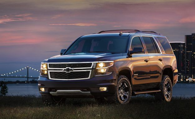 2017 chevrolet tahoe z71 4wd test review car and driver. Black Bedroom Furniture Sets. Home Design Ideas